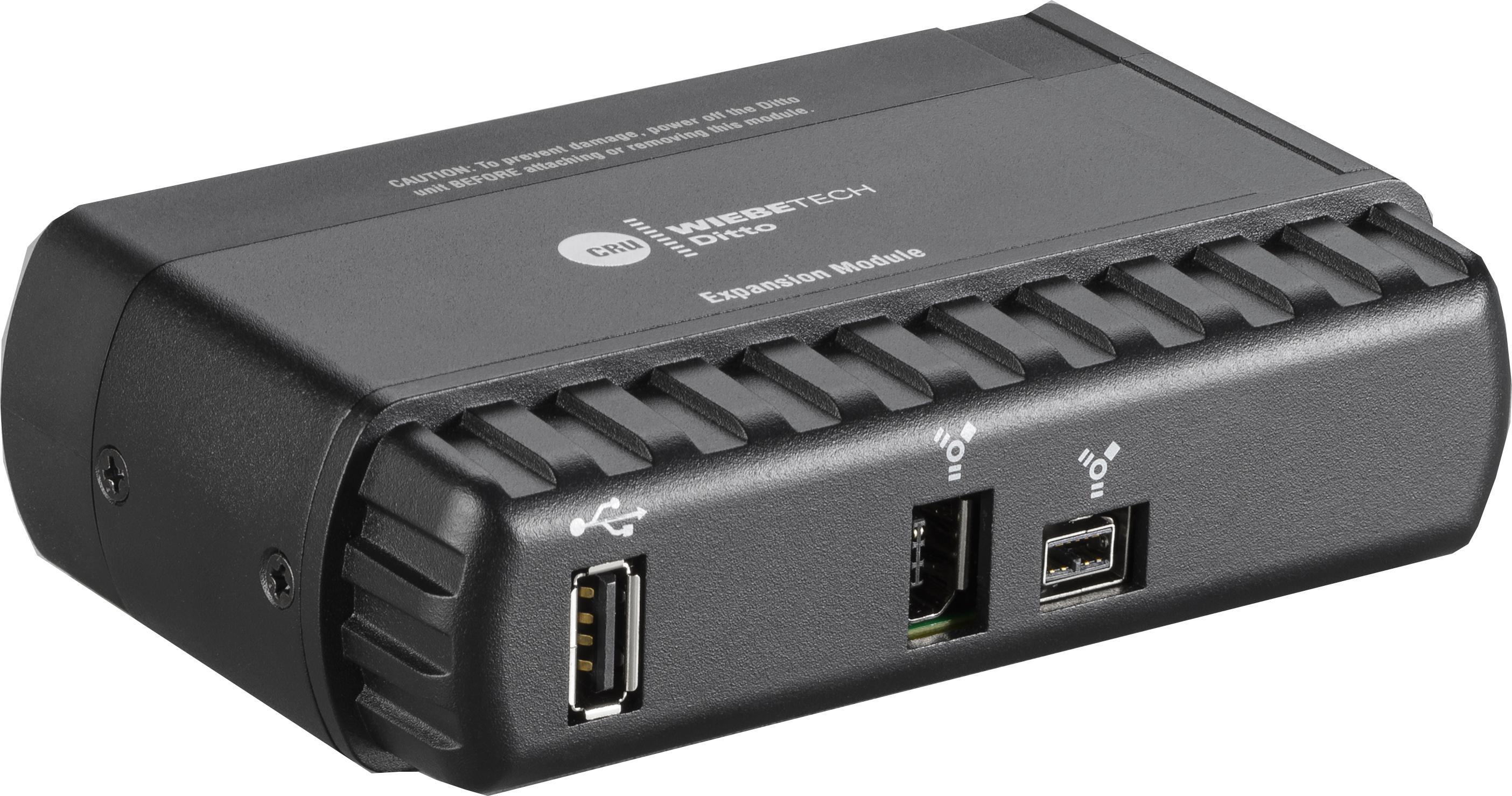 Ditto FireWire Expansion Module - CRU