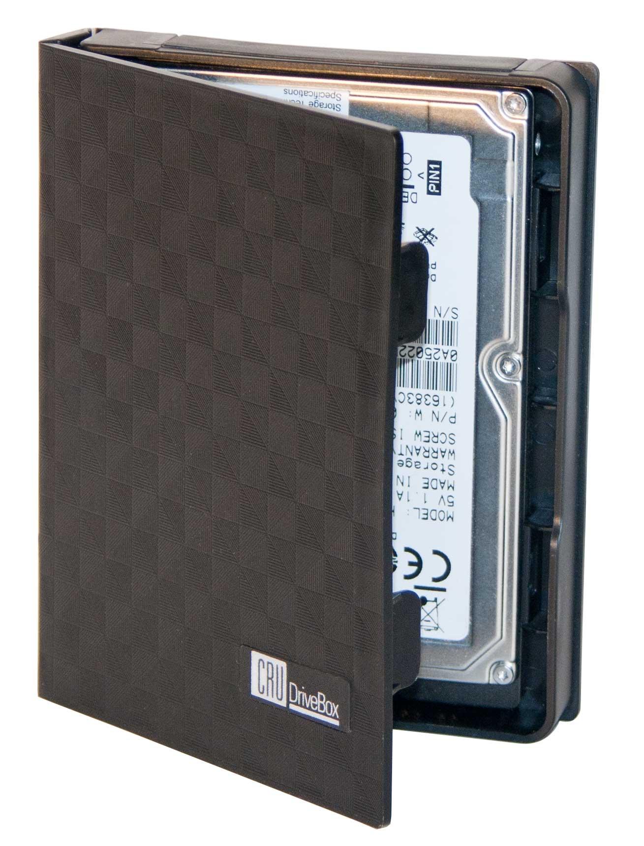 WiebeTech 10-Pack of Drivebox Mini