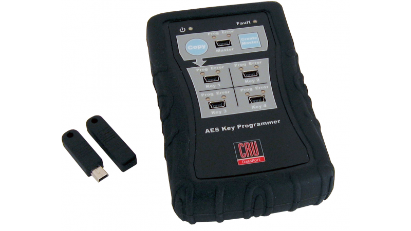 AES Key Programmer and Keys - CRU